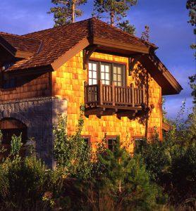 Central Oregon Lodge Architects