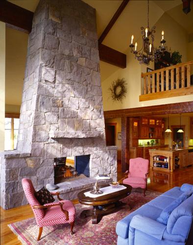 Bend Oregon Old World Lodge Architect