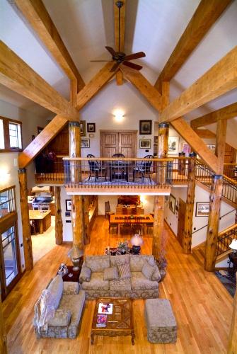 Parks Lodge Architect