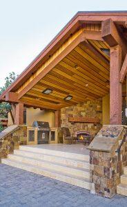 Pronghorn Oregon Lodge Architect