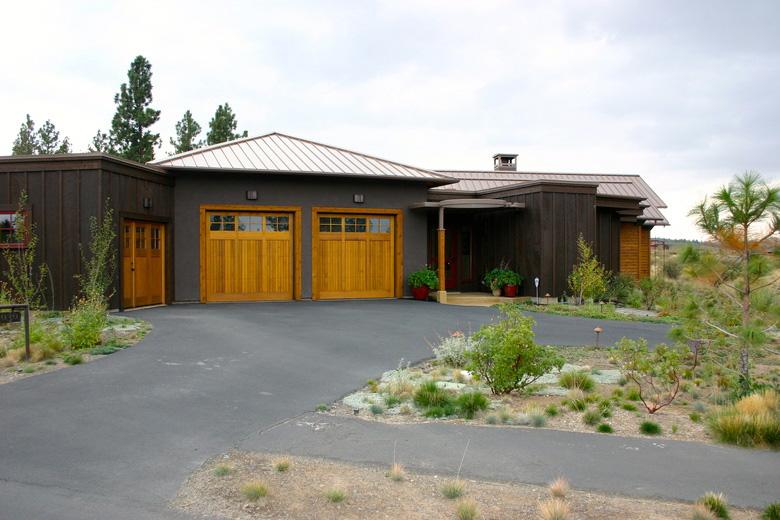 bend oregon ranch architect