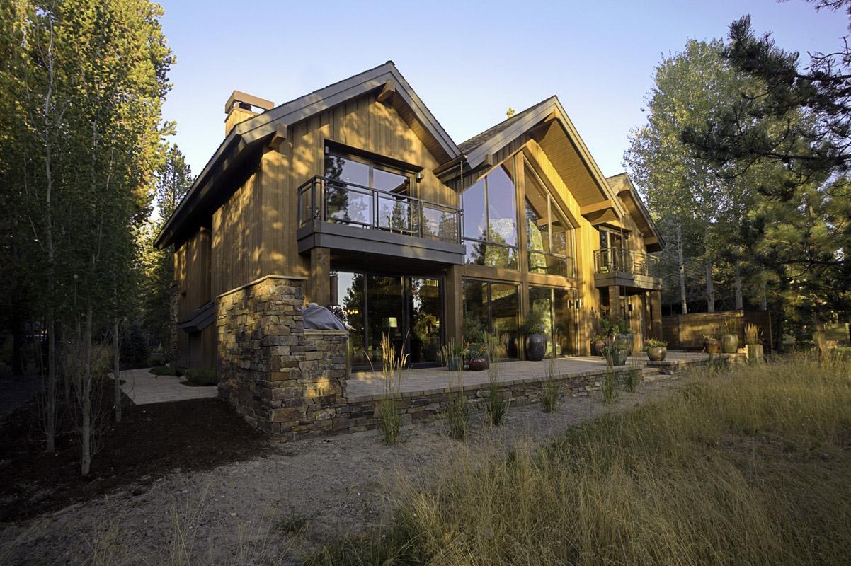 sunriver residential lodge architect